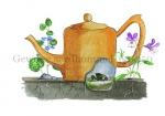 Gewone aardhommel-honingpot-140050