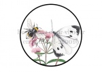 Bestuiving door vlinder en hommel-210019